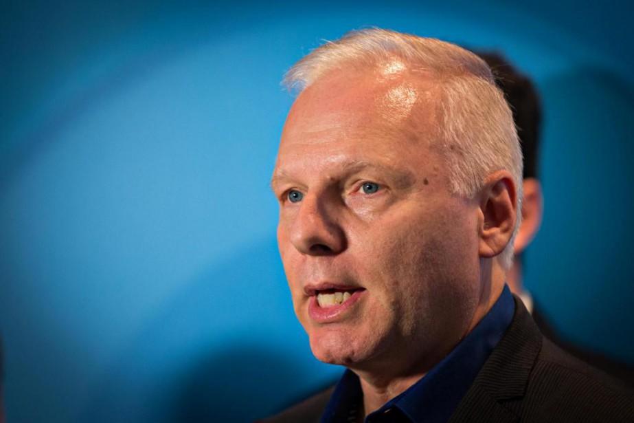 «J'estimeque le directeur de la Sûreté du Québec... (PHOTO OLIVIER JEAN, LA PRESSE)
