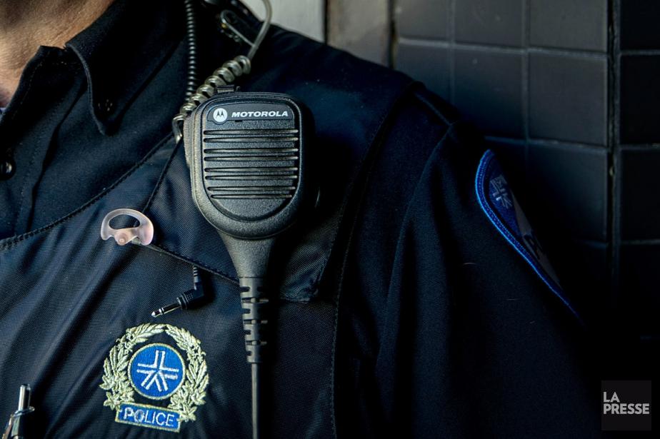 La section des Enquêtes spéciales de la police,chargée... (PHOTO MARCO CAMPANOZZI, LA PRESSE)