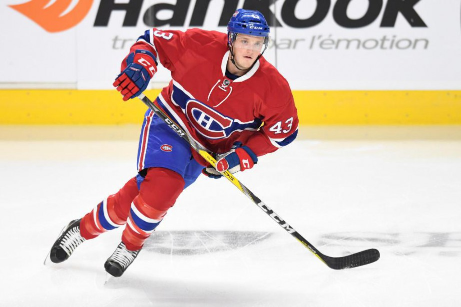 Daniel Carr sera-t-il rappelé par le Canadien?... (Photo Bernard Brault, Archives La Presse)