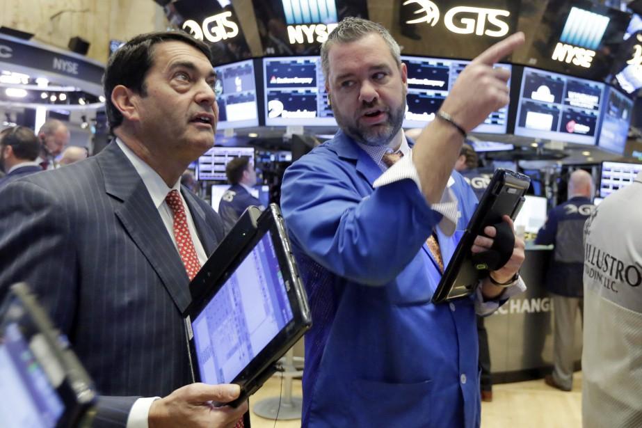 La grande majorité des investisseurs ne tablent pas... (AP)