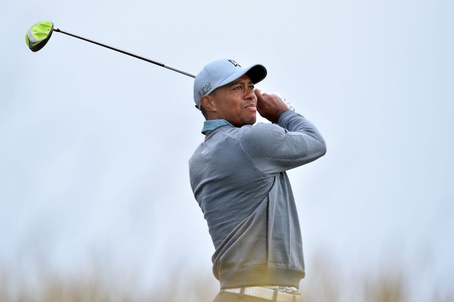 Tiger Woods... (Photo Ben Stansall, archives AFP)
