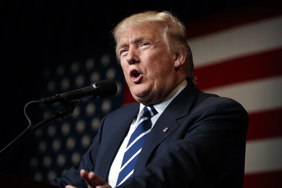 «Le risque Trump a refait surface et avec... (AP)