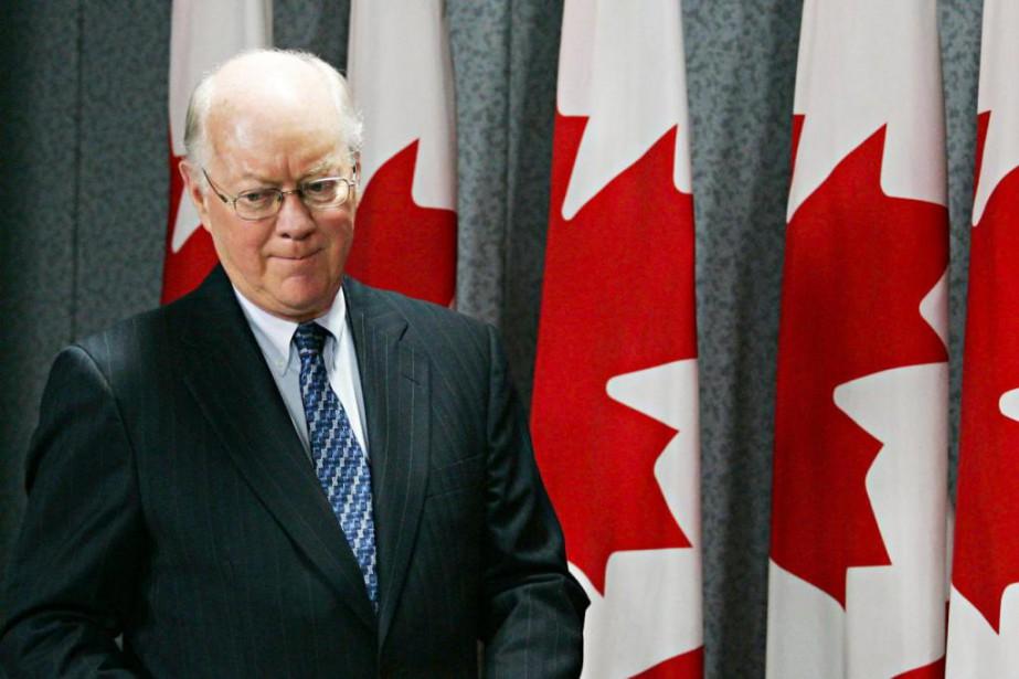 L'ex-juge John Gomery s'est dit surpris et préoccupé... (PHoto Fred Chartrand, archives LA Presse Canadienne)