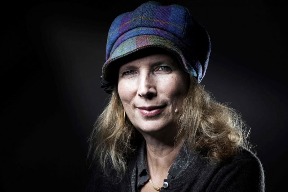 Catherine Cusset est l'une des deux favorites pour... (PHOTO AFP)