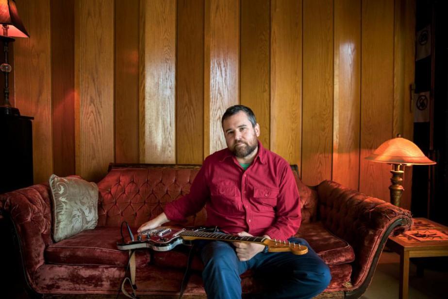 PourJacob Wren, interpréter les 58 chansons qu'il a... (Photo Marco Campanozzi, La Presse)