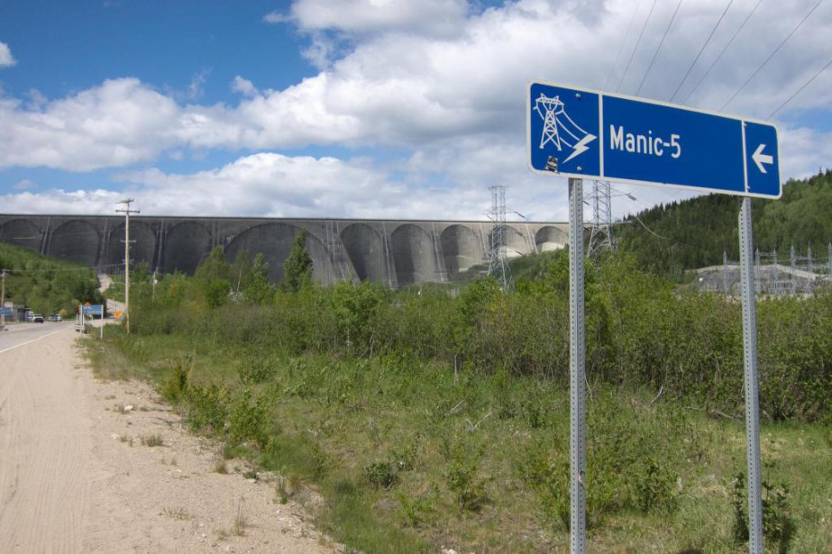 Pas moins de 137,9milliards de mètres cubes d'eau... (Photo Hugo-Sébastien Aubert, Archives La Presse)