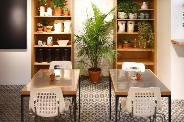 Le café Spoon s'est installé dans l'ancien local... (Photo tirée d'Instagram)
