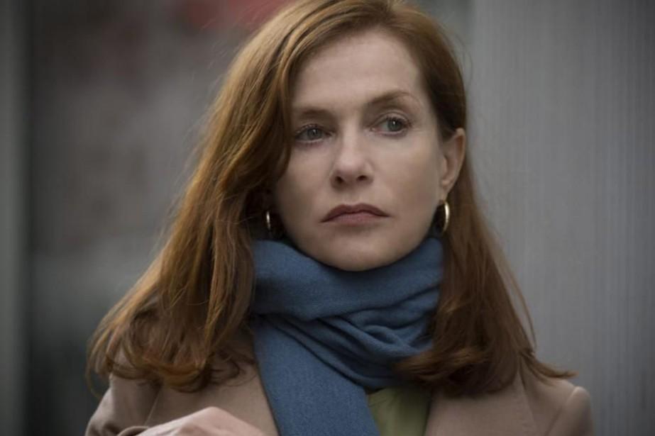 Elle de Paul Verhoeven, avec Isabelle Huppert.... (Photo fournie par Métropole Films)
