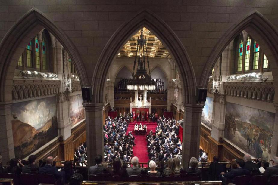 «En retirant les considérations partisanes du processus de... (PHoto Sean Kilpatrick, archives La Presse Canadienne)