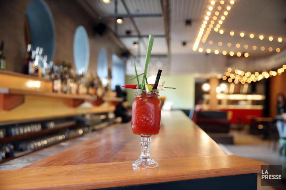 La carte des cocktails s'inspire des différentes quartiers... (PHOTO Martin Chamberland, LA PRESSE)