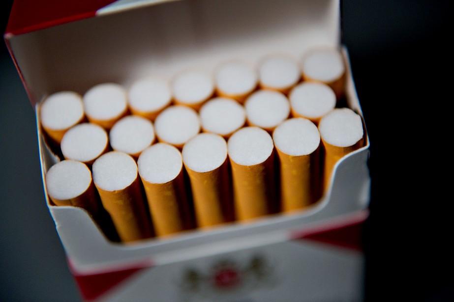 L'interdiction du menthol dans les produits du... (Photo Archives Bloomberg)