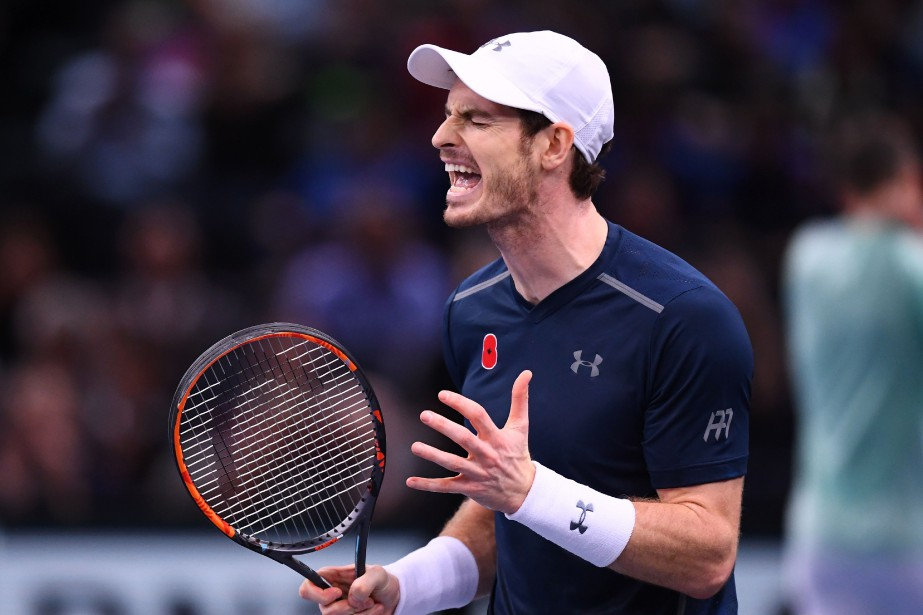 Andy Murray... (AFP)