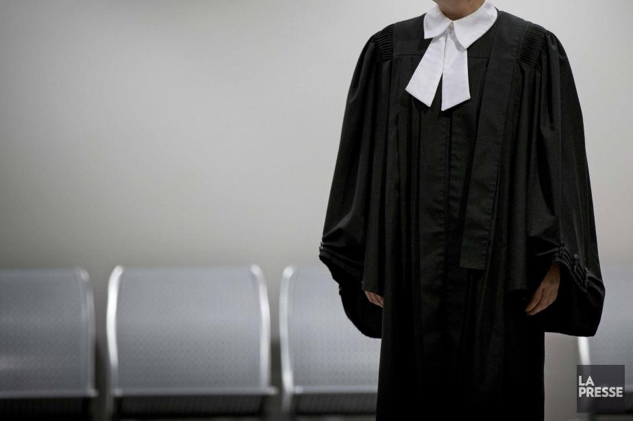 Deux avocats en sont carrément venus... (PHOTO OLIVIER JEAN, ARCHIVES LA PRESSE)