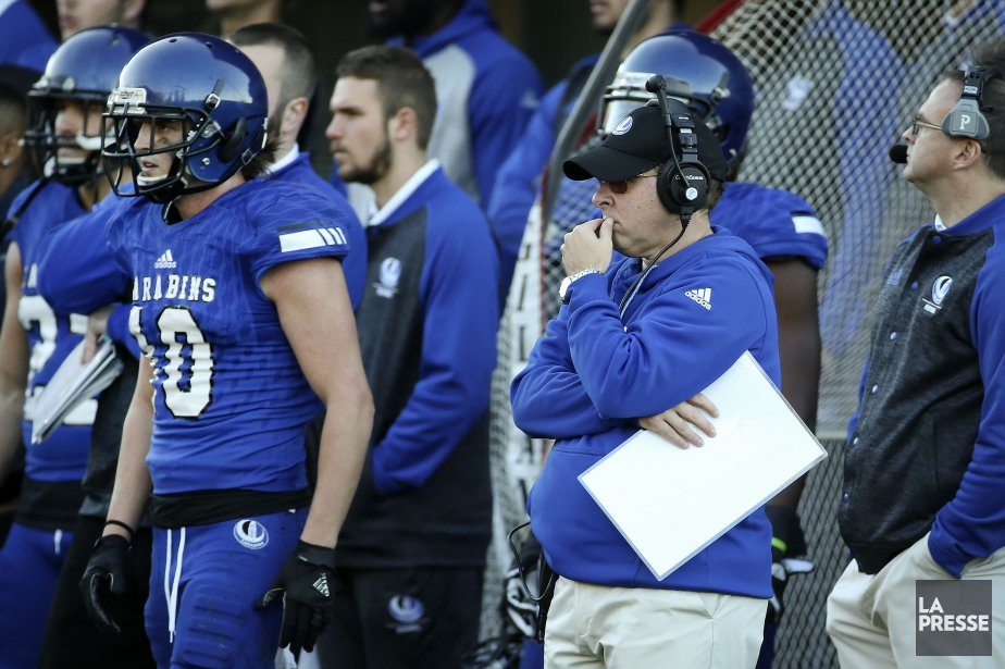 Les Carabins de l'Université de... (PHOTO ROBERT SKINNER, ARCHIVES LA PRESSE)
