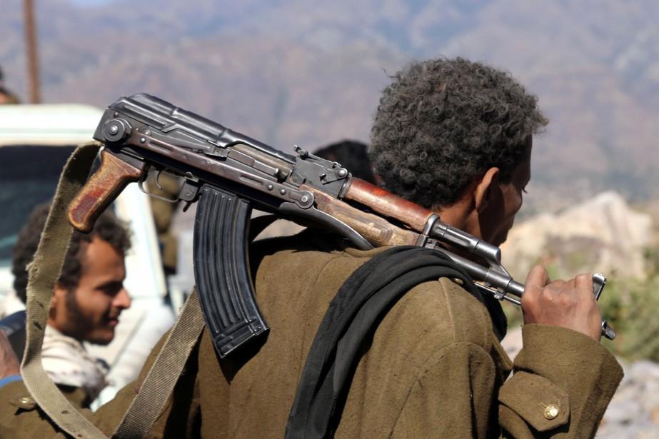 Quatorze rebelles... (PHOTO AHMAD AL-BASHA, ARCHIVES AGENCE FRANCE-PRESSE)