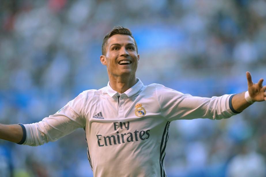 Cristiano Ronaldo... (Photo Vincent West, archives REUTERS)