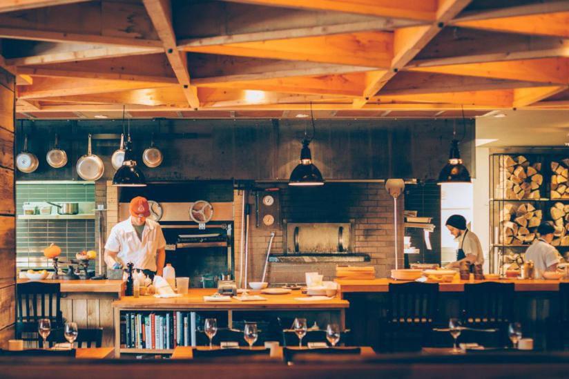 Le restaurant HenoftheWood propose des plats faits avec... (PHOTO TIRÉE DE LA PAGE FACEBOOK DU RESTAURANT)