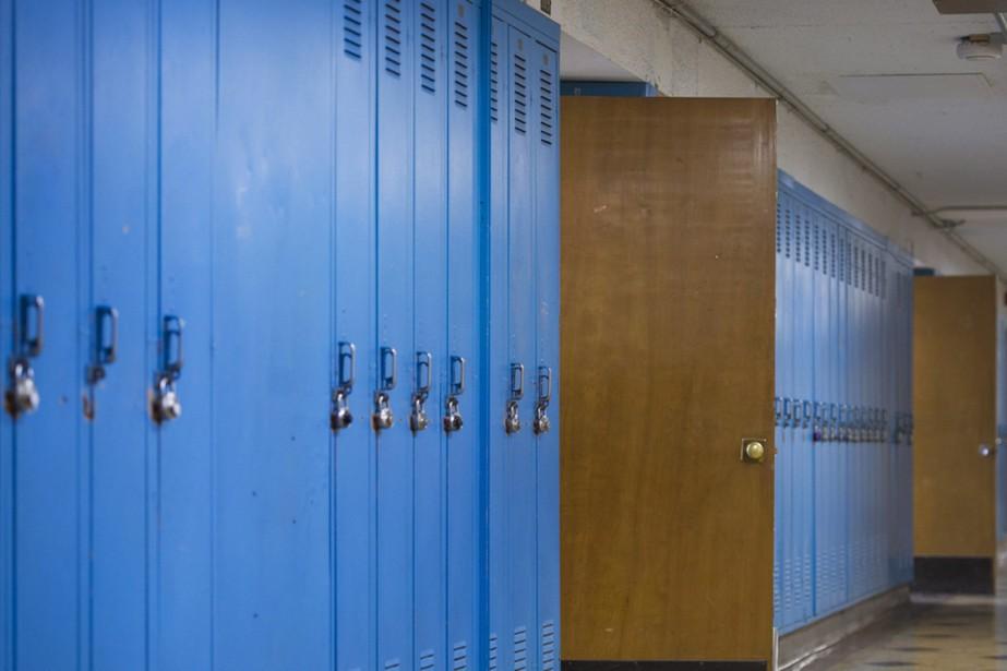 Une enseignante de la Saskatchewan est accusée d'inconduite... (Photo d'archives)