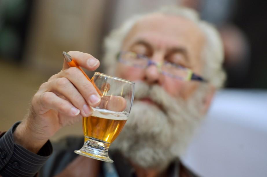 Quelque 1250 bières de 36 pays se font... (PHOTO REUTERS)