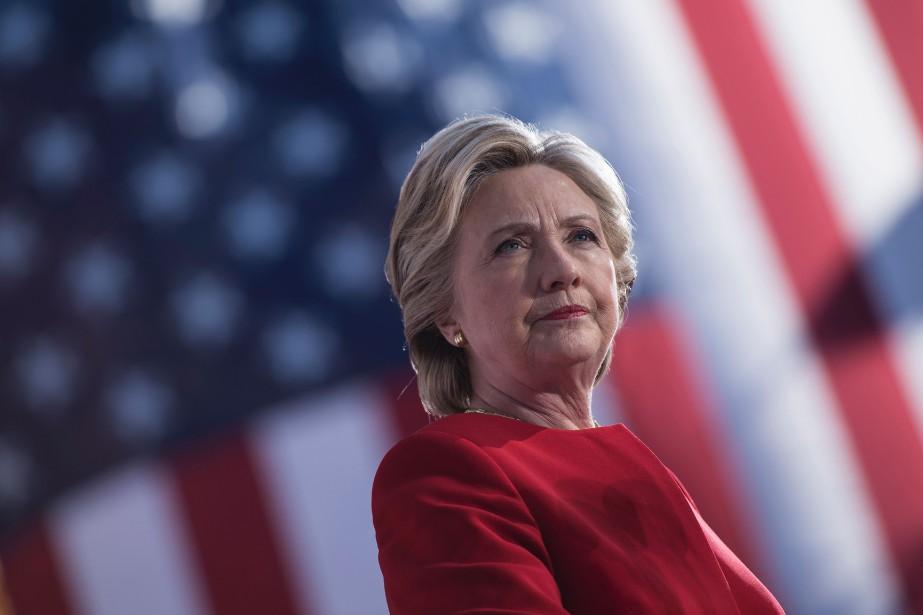 Hillary Clinton... (Photo Brendan Smialowski, AFP)