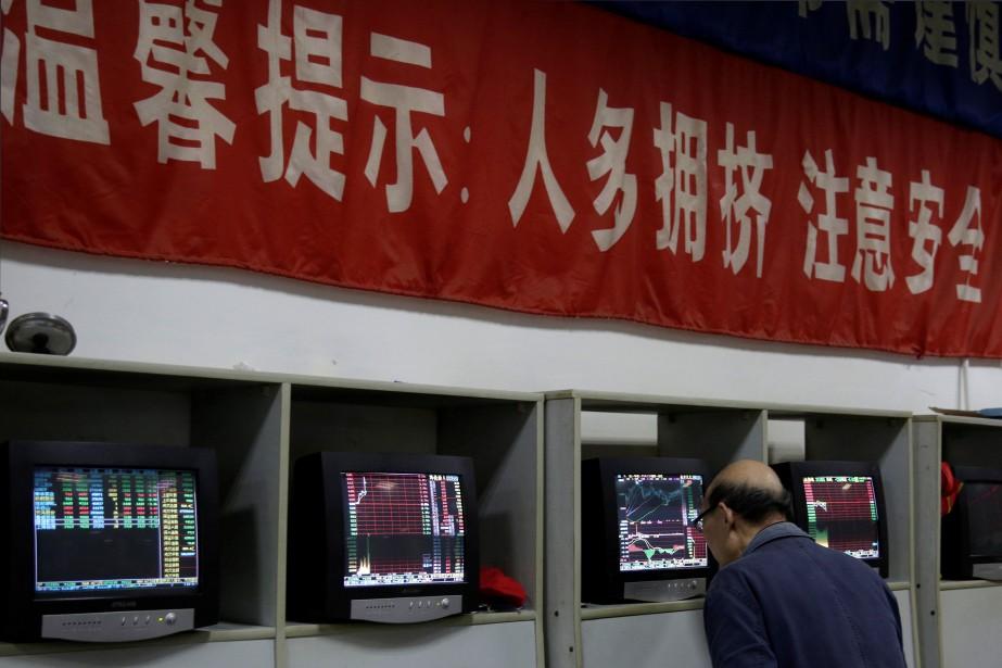 Une discrète entreprise chinoise dont le nom sonne... (Photo Aly Song, REUTERS)