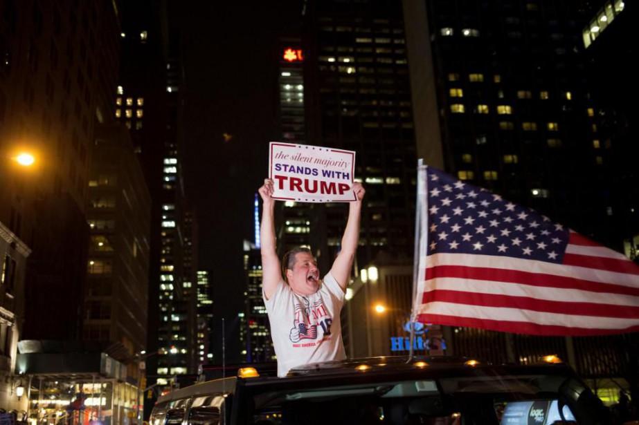 À mesure que le temps passait et que... (PhotoAlex Wroblewski, Reuters)