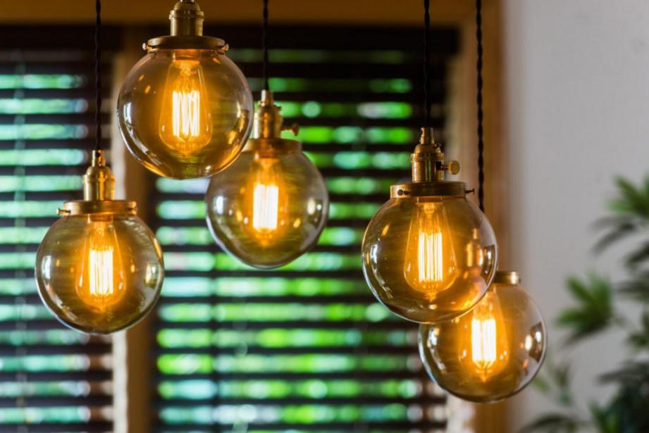 Les prix des lampes varient de 135$ à... (Photo fournie par Tungstène)