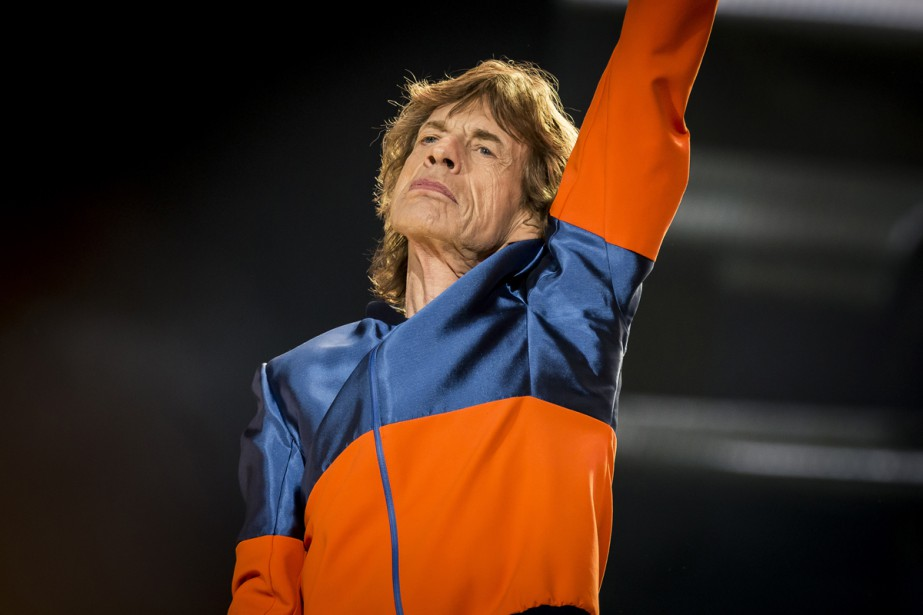 Le chanteur Mick Jagger... (PHOTO ARCHIVES THE NEW YORK TIMES)