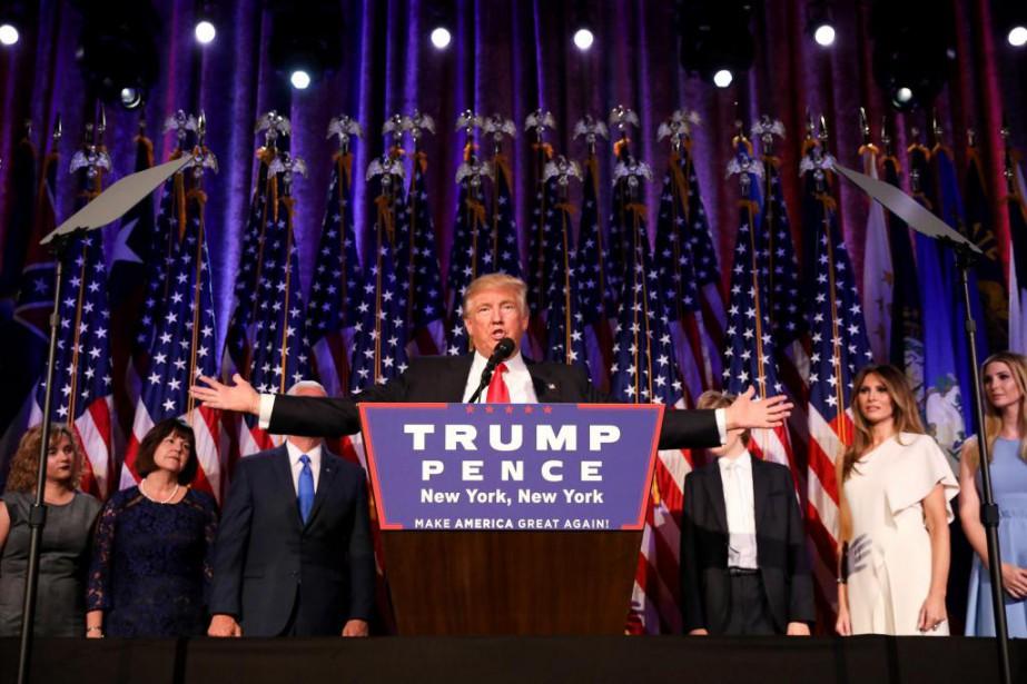 Donald Trump... (Photo Damon Winter, The New York Times))