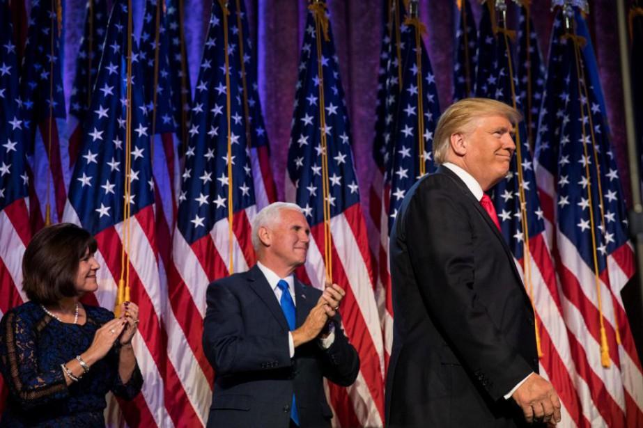 Donald Trump a cartonné mardi dans lesÉtats du... (Photo Damon Winter, The New York Times)