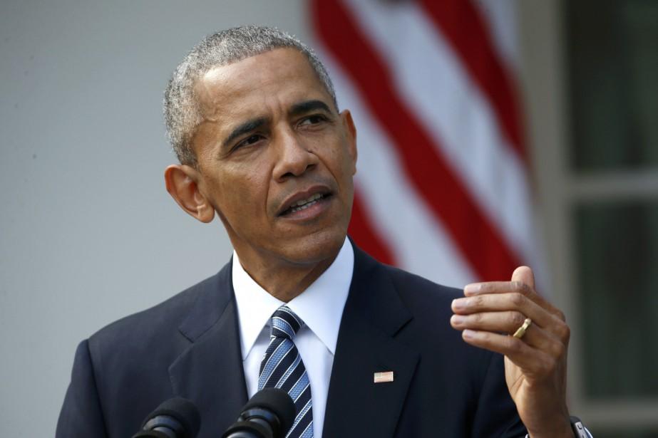 Barack Obama... (Photo Kevin Lamarque, REUTERS)