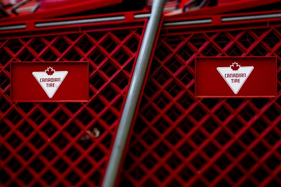 Canadian Tire réduira son programme de... (Photo Brent Lewin, archives Bloomberg)