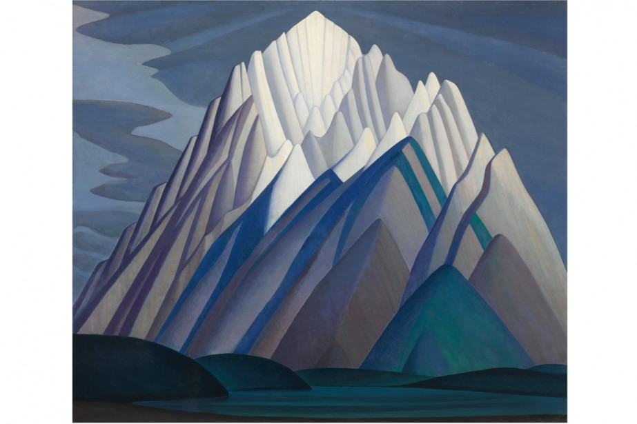 Mountain Forms, vers 1926, Lawren Stewart Harris, huile... (Photo fournie par Heffel)