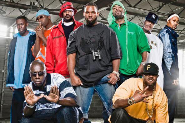 Wu Tang Clan... (PHOTO FOURNIE PAR UNIVERSAL MUSIC CANADA)
