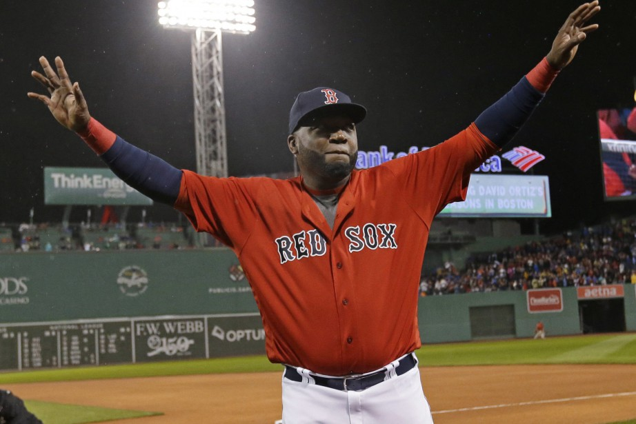 David Ortiz... (PHOTO Elise Amendola, archives AP)