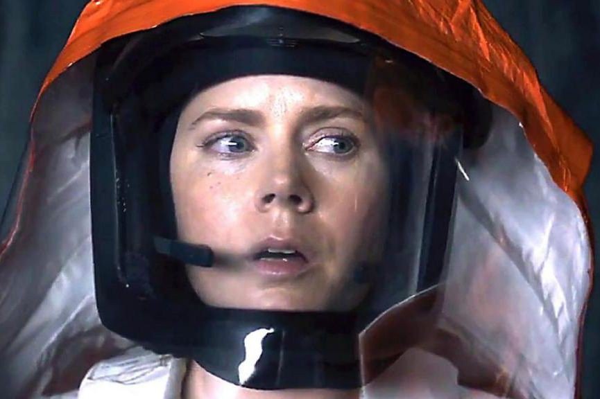 Amy Adams dans Arrival... (Photo fournie par Paramount Pictures)