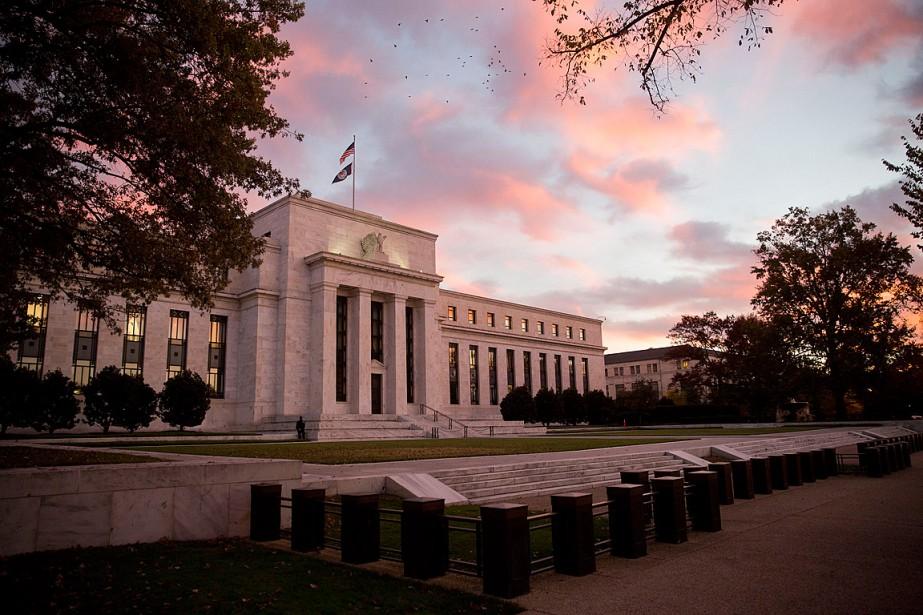 La Fed a procédé en décembre2015 à sa... (Photo Andrew Harrer, archives Bloomberg)
