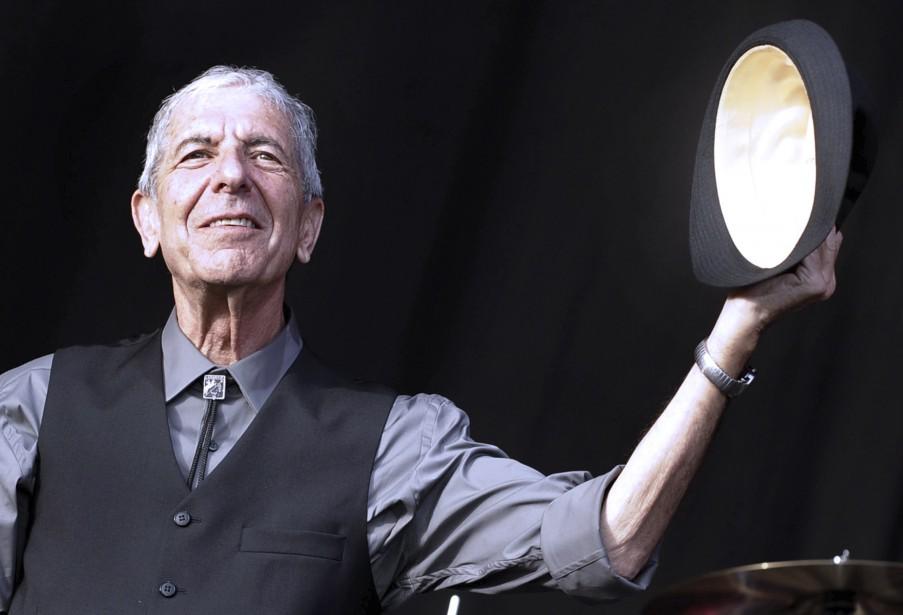Le chanteur canadien en spectacle au Festival de Beincassim, en Espagne, le 20 juillet 2008 (AFP, Diego Tuson)