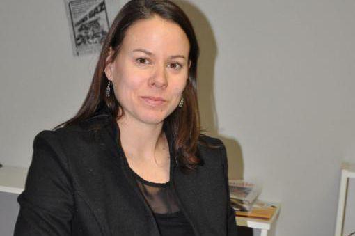 Depuis le mois d'août, Karine Desbiens est propriétairede... (PHOTO fournie parKarine Desbiens)