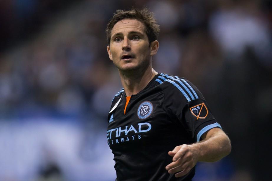 Frank Lampard... (Photo Darryl Dyck, PC)