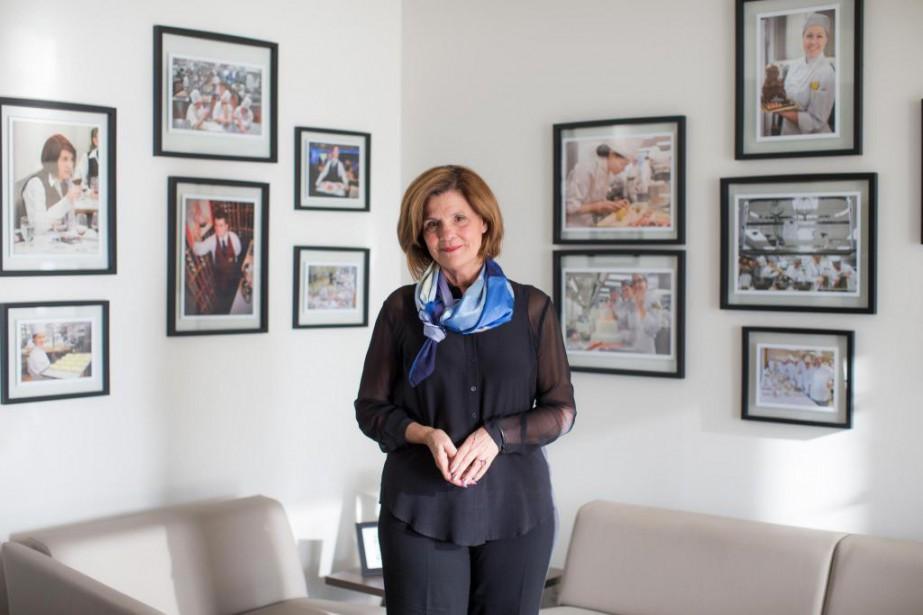 Directrice générale de l'Institut de tourisme et d'hôtellerie... (PHOTO OLIVIER PONTBRIAND, LA PRESSE)