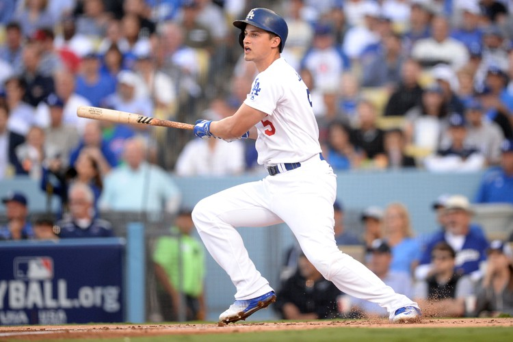 Corey Seager... (PHOTO REUTERS)