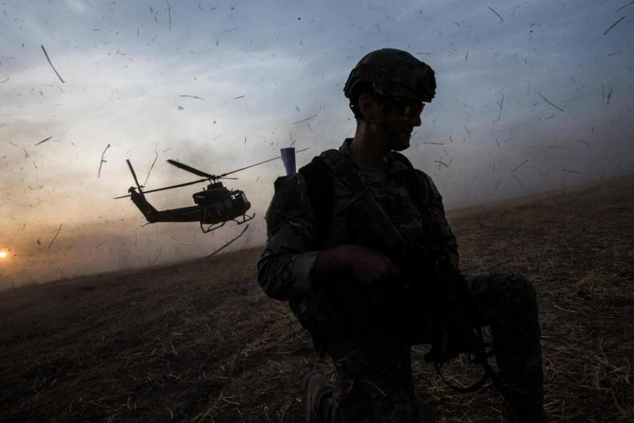 Les forces d'opérations spéciales canadiennes offrent depuis 2014... (PHOTO EDOUARD PLANTE-FRÉCHETTE, LA PRESSE)