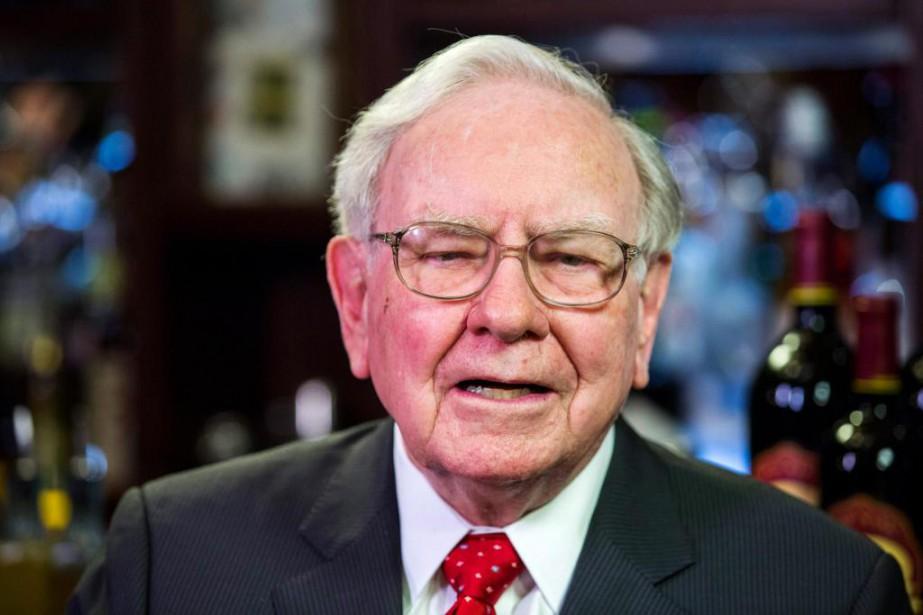 L'annonce des investissements«surprises» du milliardaire américain Warren Buffett... (PhotoLucas Jackson, Archives Reuters)