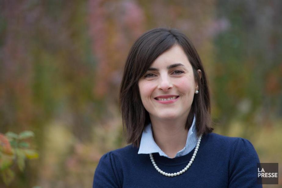 Jacinthe Roy, directrice générale de l'Association des professionnels... (Photo Olivier PontBriand, La Presse)