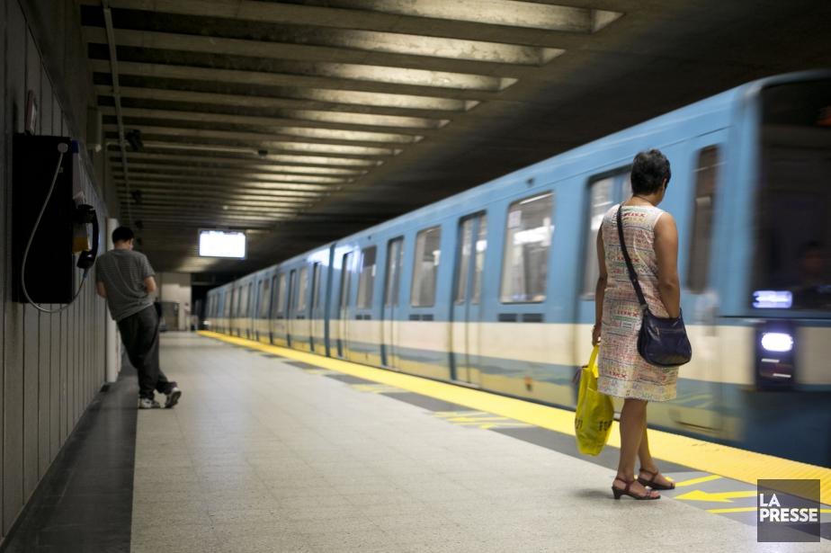 Le service de toutes les lignes du... (PHOTO FRANÇOIS ROY, ARCHIVES LA PRESSE)