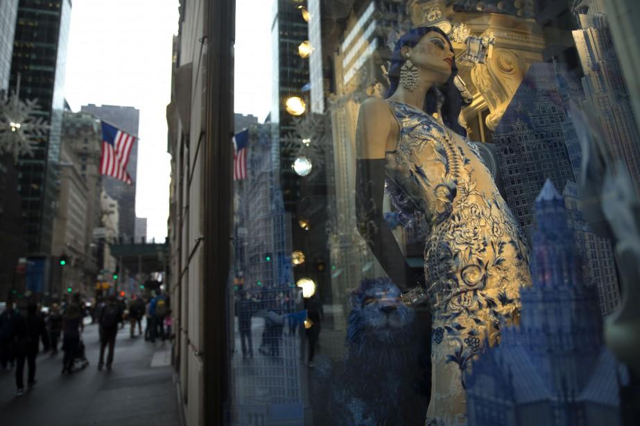 La célèbre rue new-yorkaise avait ravi la première... (PHOTO MIKE SEGAR, ARCHIVES REUTERS)