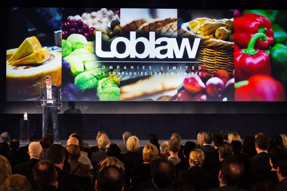 Le PDG de Loblaw Galen Weston... (PHOTO MARK BLINCH, ARCHIVES REUTERS)