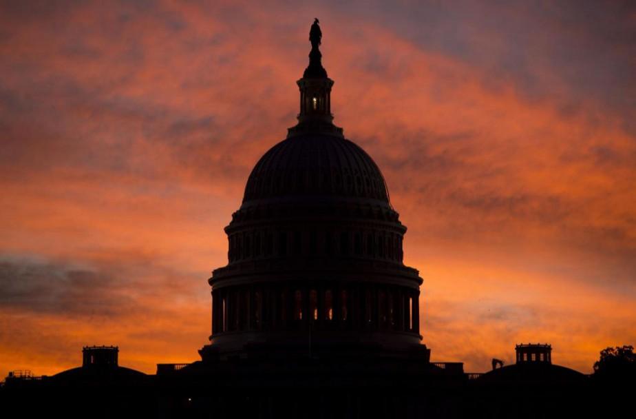 Le Congrès américain, à majorité... (Photo Saul Loeb, Agence France-Presse)