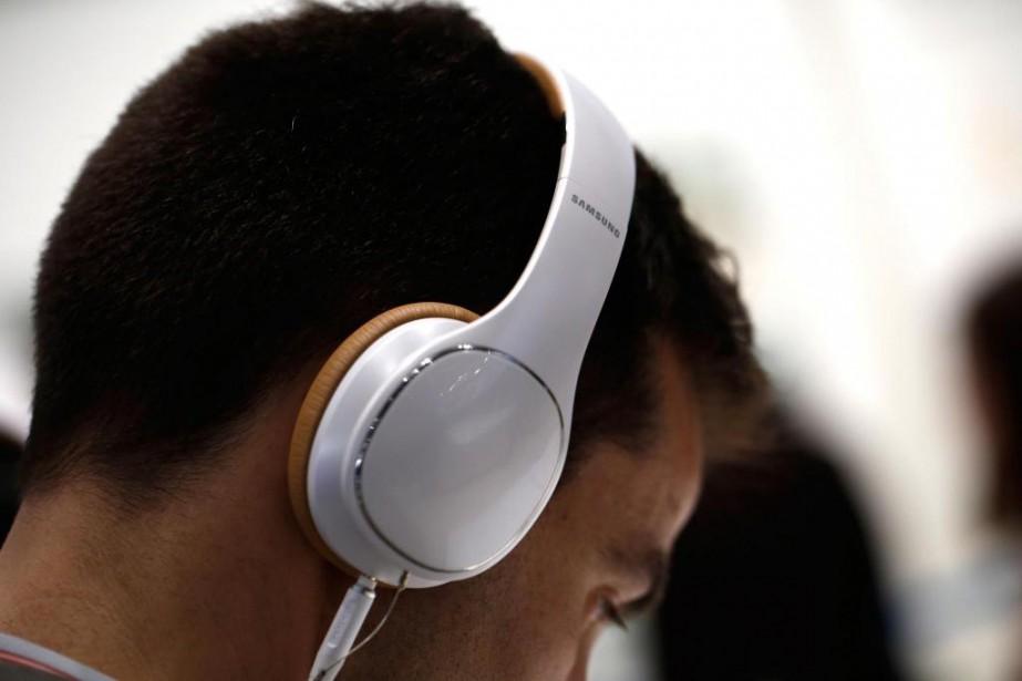 L'industrie musicale se demande toujours quand le CRTC... (PhotoSimon Dawson, Archives Bloomberg)